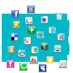 marketing retele sociale FaceBook, Flickr, Twitter