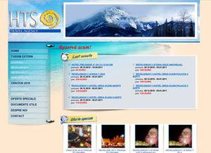 site agentie turism, prezentare excursii